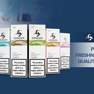 Hangsen Premium e-liquids