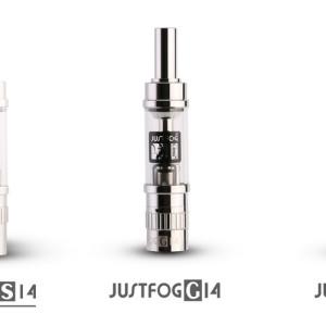 Justfog 14 series clearomizer