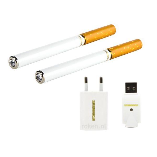 Supersmoker luxe starterset