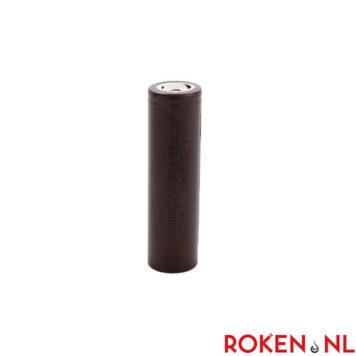LG 18650 batterij