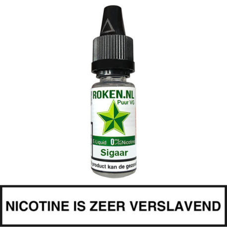 Sigaar GREEN STAR Line
