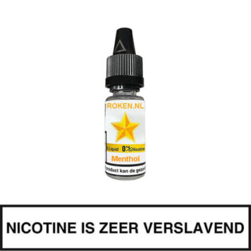 Yellow Star Menthol