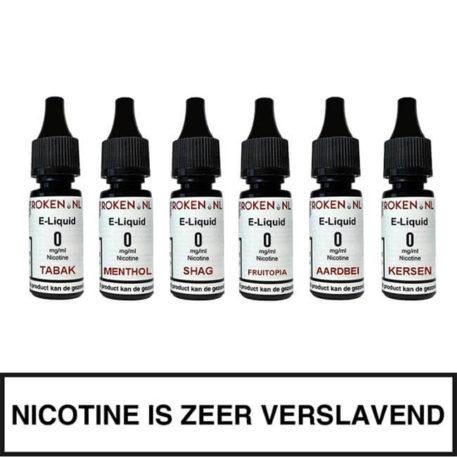 Proefpakket Roken.nl