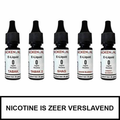 Proefpakket Tabak Roken.nl