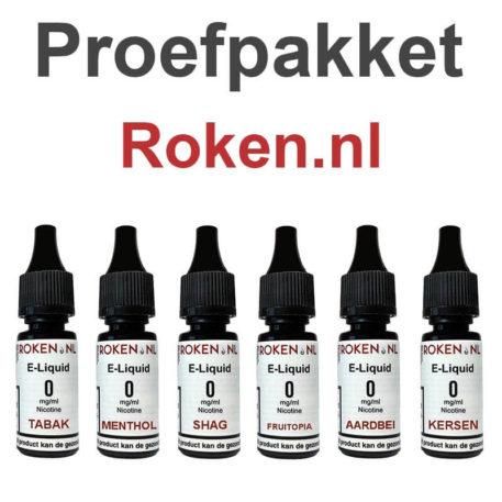 Proefpakket roken nl