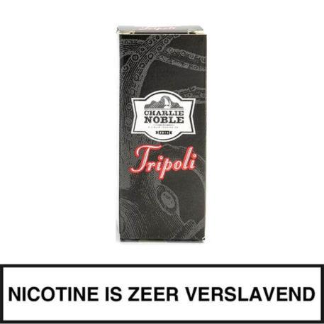 Charlie Noble - Tripoli liquid