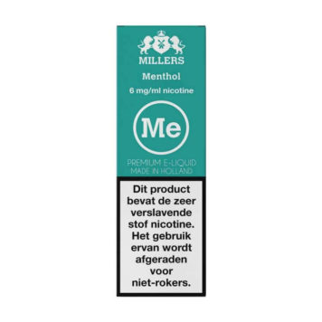Menthol Millers