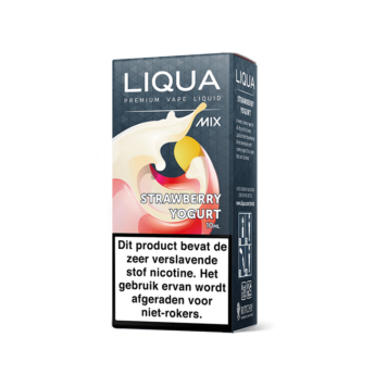 Liqua Strawberry Yoghurt (Mix)