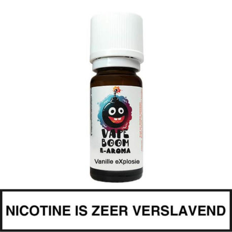 Vanille eXplosie Aroma VAPE BOOM