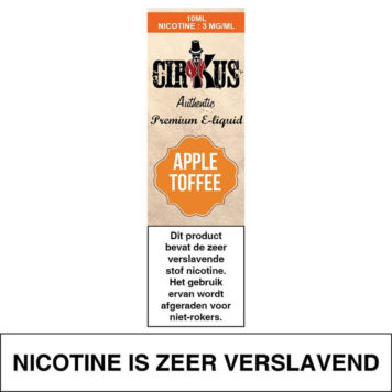 Authentic Cirkus Apple Toffee