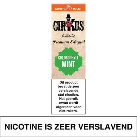 Authentic Cirkus Chlorophyl Mint