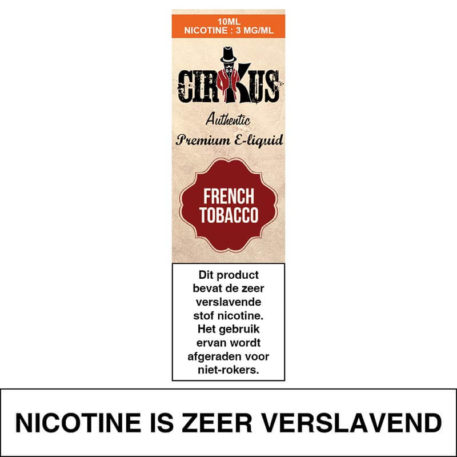 Authentic Cirkus French Tobacco