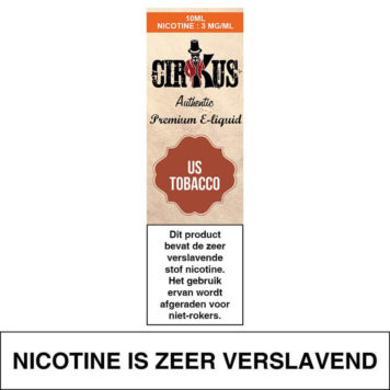 Authentic Cirkus US Tobacco