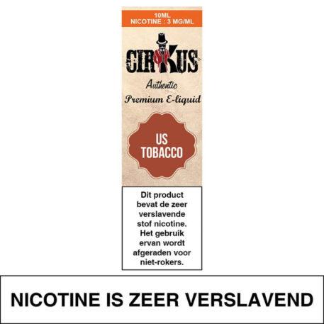 Authentic Cirkus US Tobacco