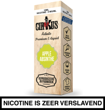 Cirkus Authentic Apple Absinthe