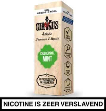 Cirkus Authentic Chlorophyll Mint