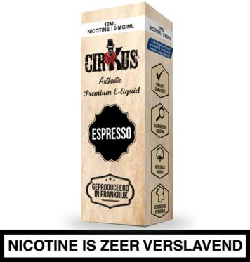 Cirkus Authentic Espresso
