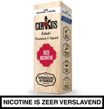 Cirkus Authentic Red Absinthe