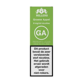 Groene Appel Millers