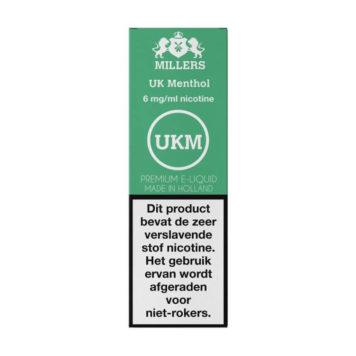 UK Menthol Millers