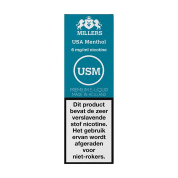 USA Menthol Millers