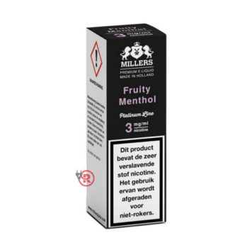 Fruity Menthol Millers