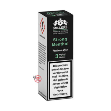 Strong Menthol Millers