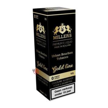 Urban Bourbon Tobacco Millers