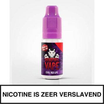 Vampire Vape Cool Red Lips