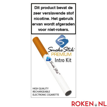 SmokeStik Starterset intro kit