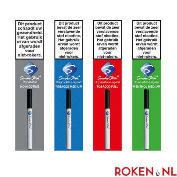 SmokeStik wegwerp e-sigaret