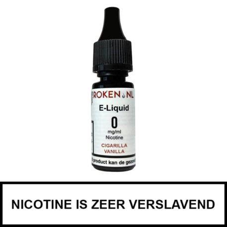 Cigarilla Vanilla liquid