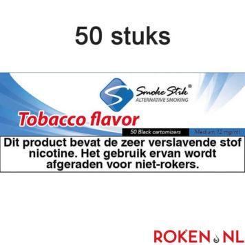SmokeStik Cartomizers - Navulling (50 stuks)