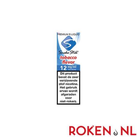 SmokeStik Tabak 12 mg Liquid