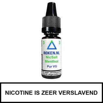 Nic Salt Menthol GREEN