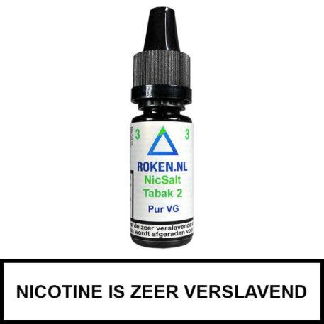 Nic Salt Tabak 2 GREEN