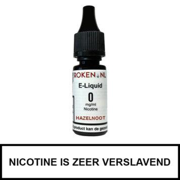 Hazelnoot liquid