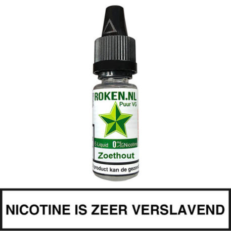 Zoethout GREEN STAR Line