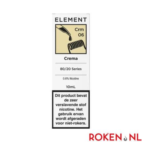 Crema - Dripper series - Element