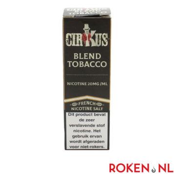Cirkus - Blend Tobacco (Nic Salt)
