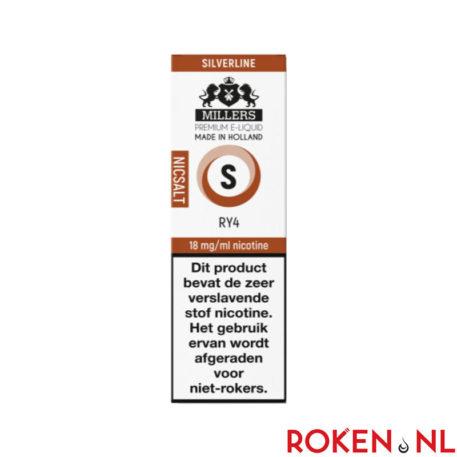 RY4 Tabak Nic Salt Millers
