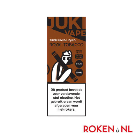 Royal Tobacco - Juki