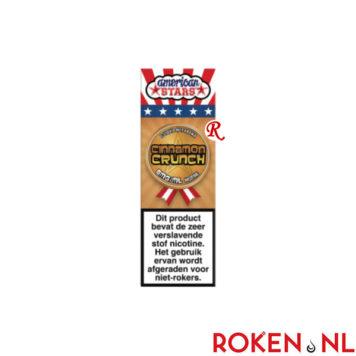Cinnamon Crunch – American Stars