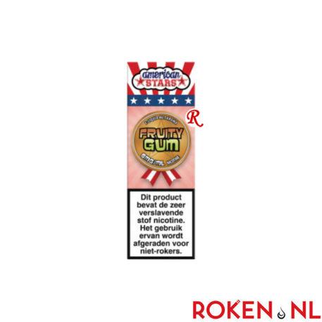 Fruity Gum – American Stars