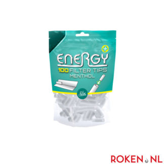 Energy Filter Tips Menthol