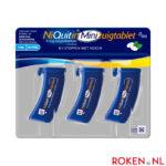 NiQuitin Mini zuigtablet 4 mg