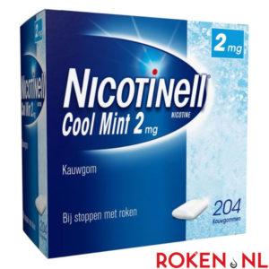 Nicotinell Kauwgom