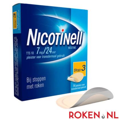 Nicotinell Pleisters