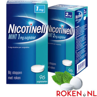 Nicotinell Zuigtablet